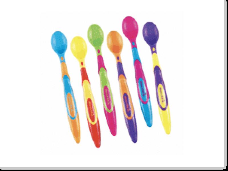 2-Munchkin---6-Soft-Tip-Infant-Spoons