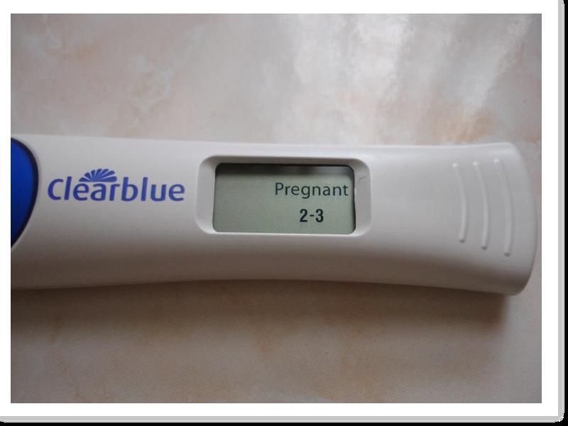 Pregnancy-test-result