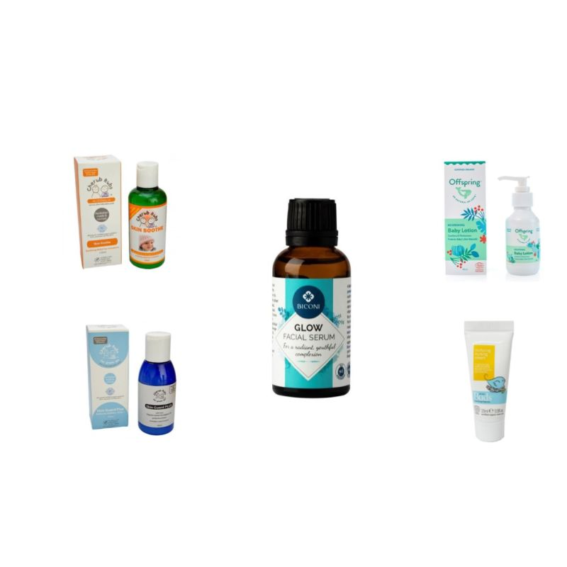 Organic Baby Skin Care Products