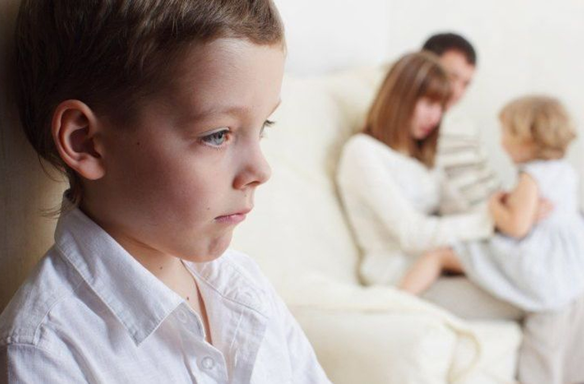 Ways to ease anxiety in children