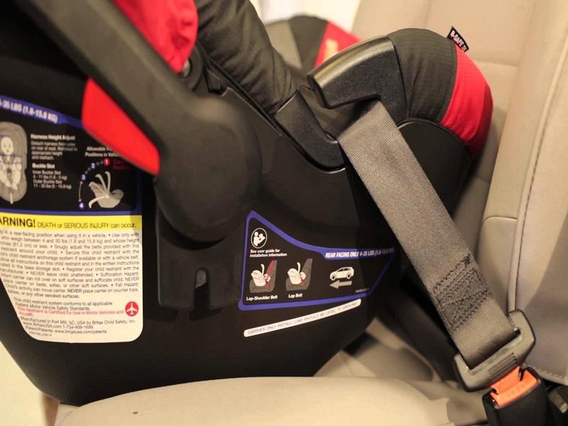 car seat instructions
