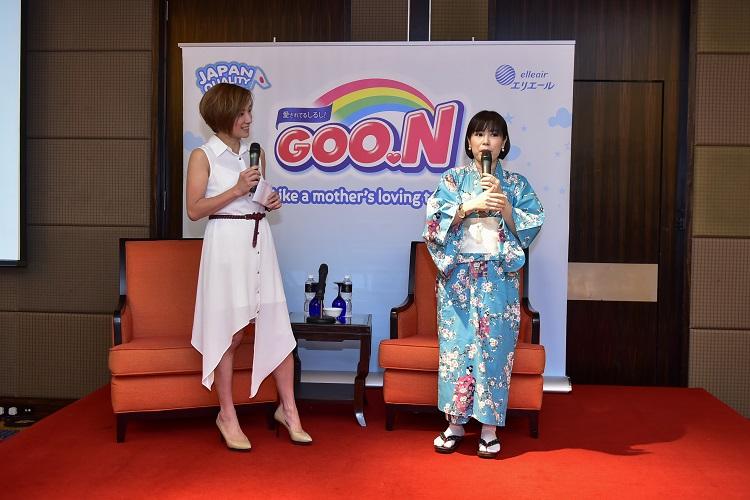 Goon ambassador DJ Yoon