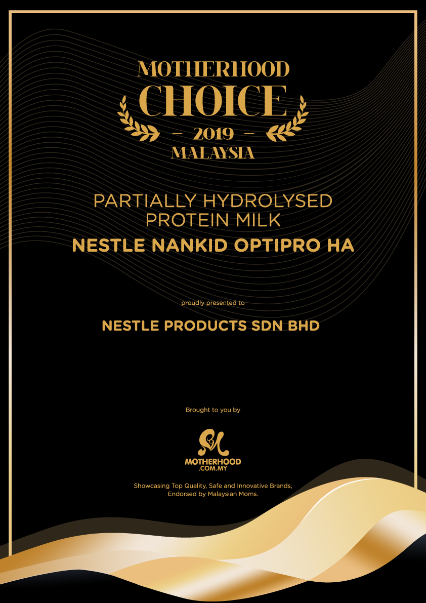 Nestle Nankid Optipro HA
