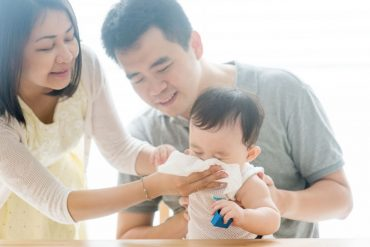 Common Cold In Babies? How To Deal With It?
