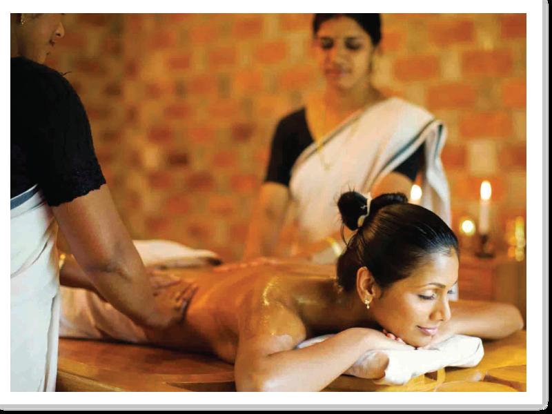 Kairali-massage