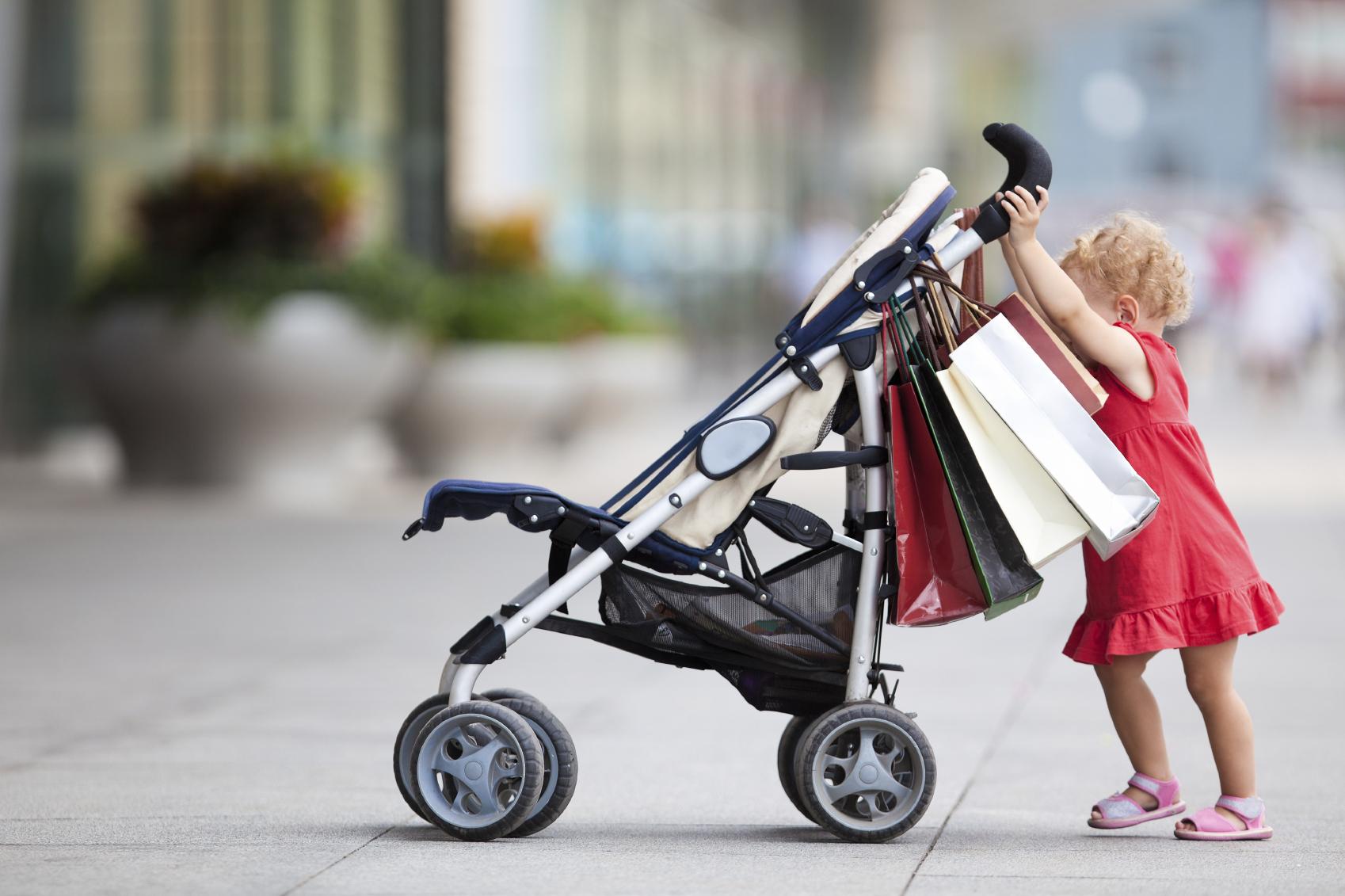 11.11 Stroller