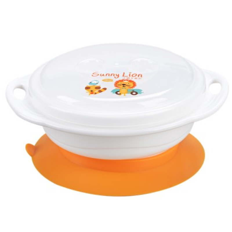 Sunny Lion Suction Bowl