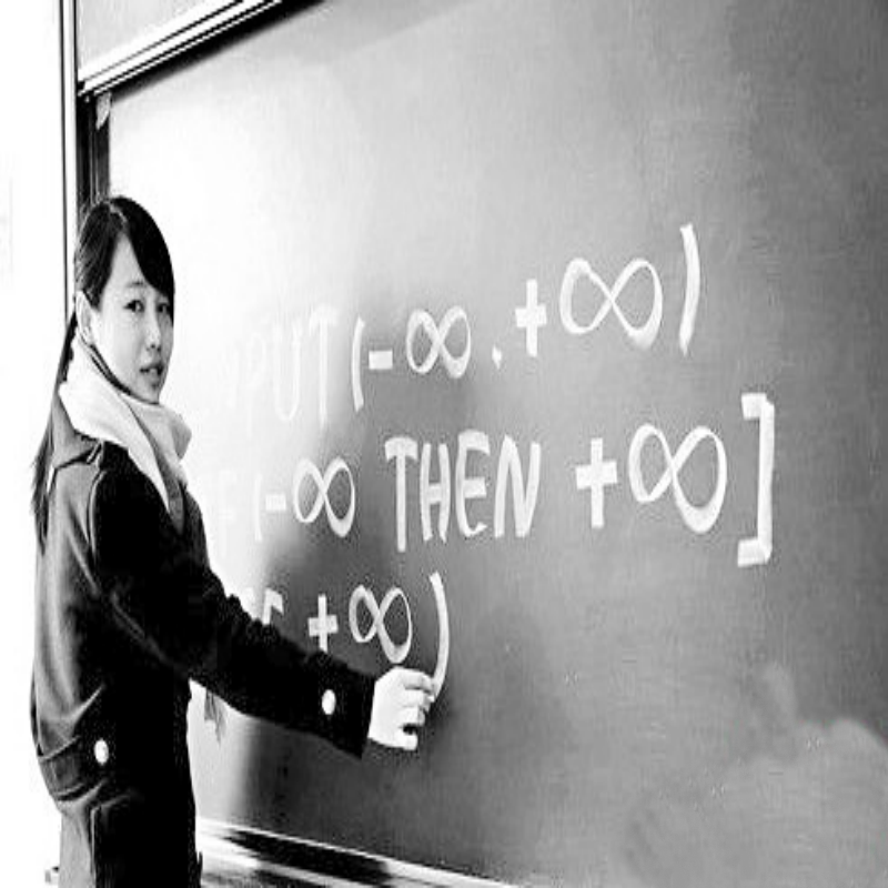 Love poem with maths symbols
