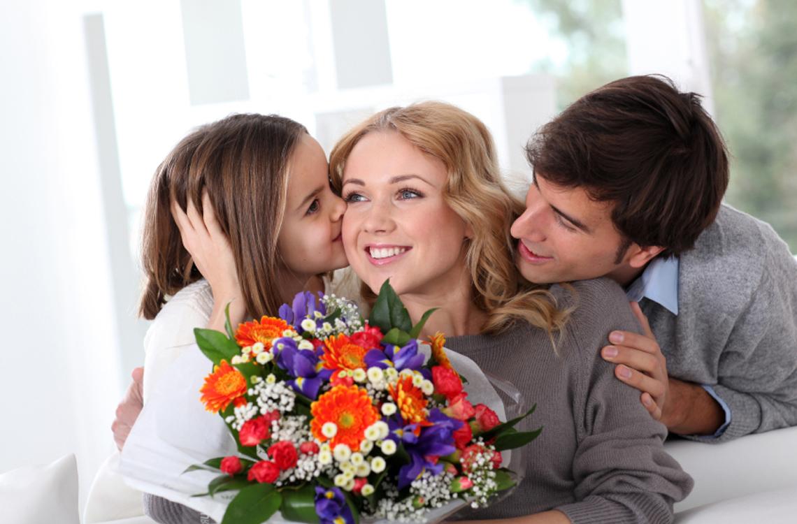 картинки цветка семьи расчета