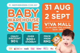 baby warehouse sale 2018