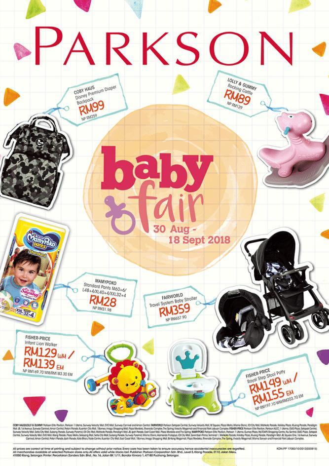 baby fair-parkson