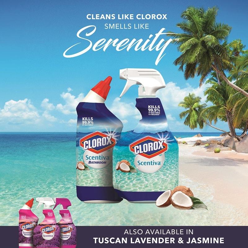 clorox scentiva
