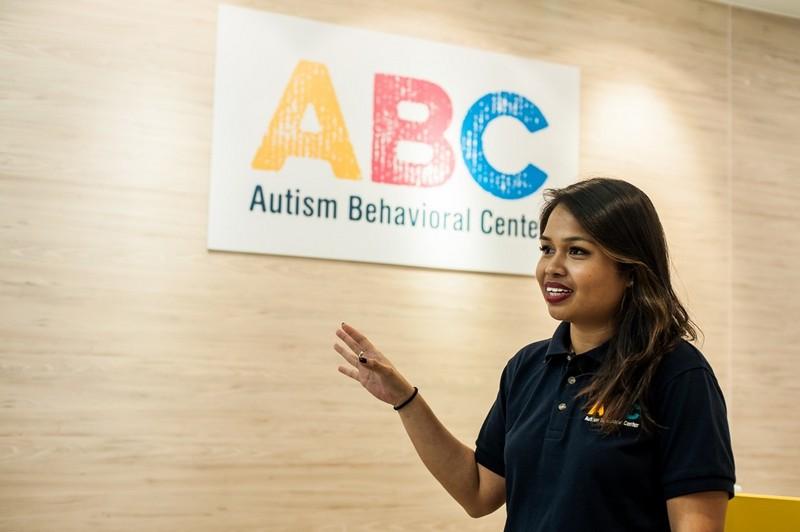 autism-friendly Autism Behavioral Center