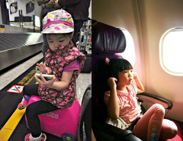 Shi Ya has been travelling since her younger days till now (Image Credit: Dianese)