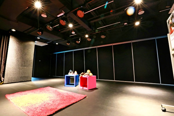 The Speech & Drama Studio at Lorna Whiston's Plaza VADS premise.