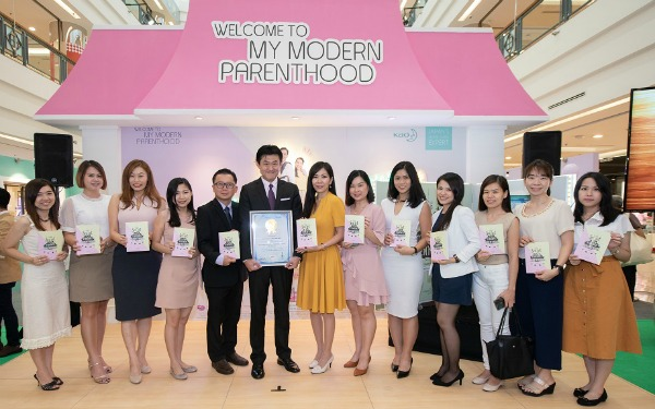 KAO Malaysia's campaign for 2019 ─ 'Value Your Time, Value Your Happiness', includes a free-to-download digital version of its renowned parenting guidebook, The Secret to My Modern Parenthood.