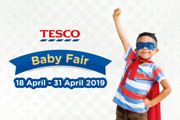 tesco baby fair april 2019