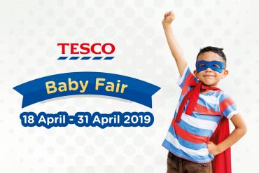 tesco baby fair april 2019