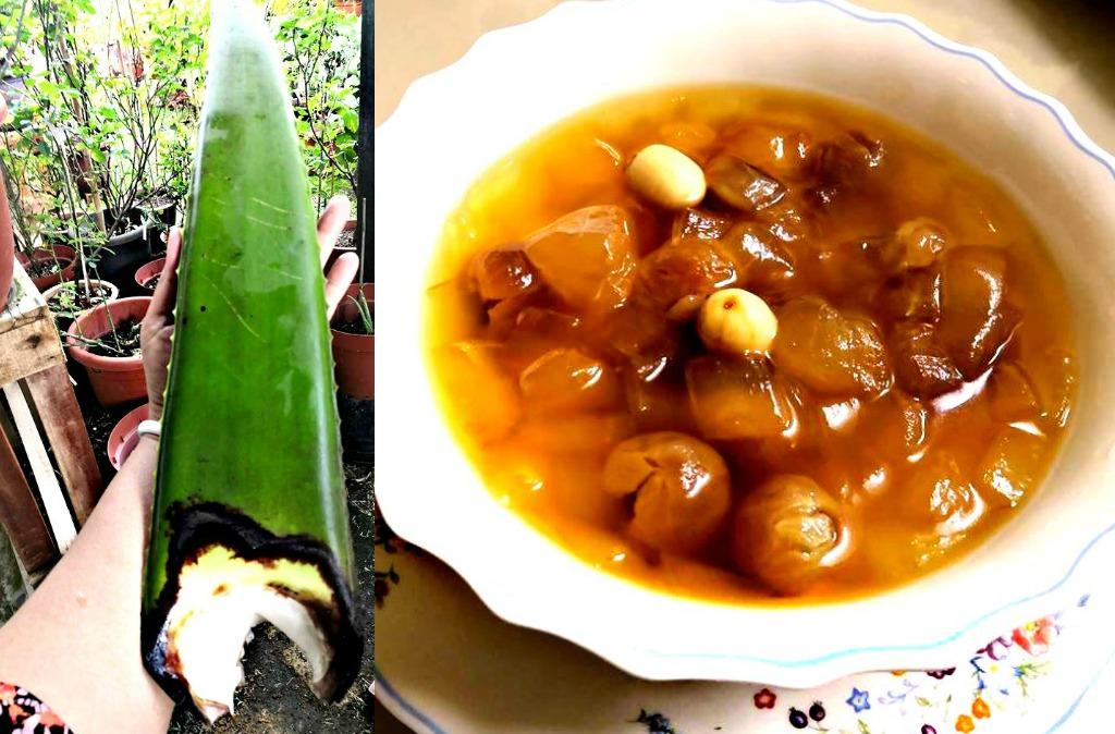 Yati's home-grown recipes.