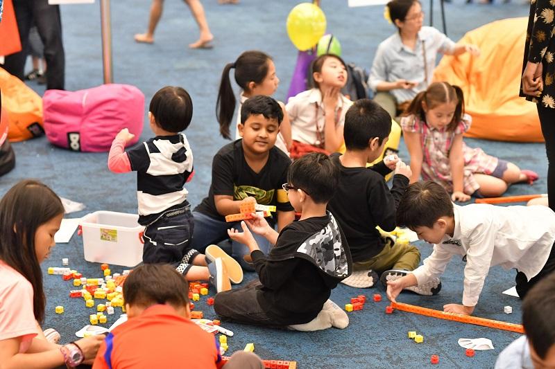 international school fair