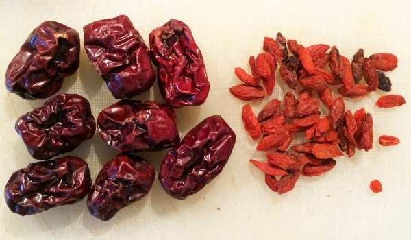 Red dates and Goji Berries. 4 Soups to Turbo Boost your Breast Milk Supply today