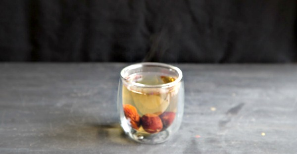 Red Dates and Goji Berry Tea 2: Tea to Revitalise Body, Boost Circulation & Restore Qi