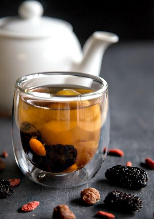 Dang Shen Tea 2. More Confinement Drinks: Turn Up the Heat with Dang Shen Tea & Bee Teh