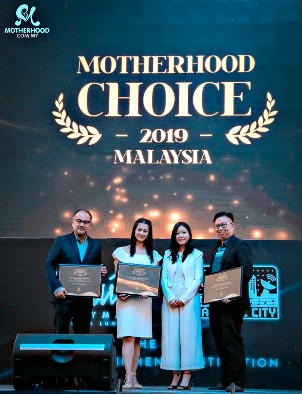 winners of motherhood choice awards 2019