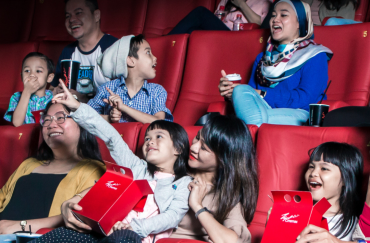 tgv family friendly cinema