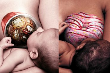 Your Child is What You Eat (Image Credit: Baby Milk Action.org/sprs.com.br)