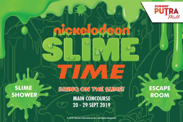 nickelodeon slime time in malaysia