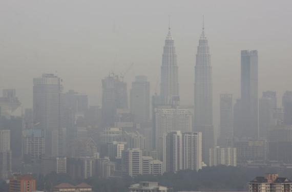 haze in malaysia