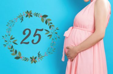 25 weeks pregnancy