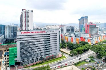 Sunway Medical Centre Velocity building