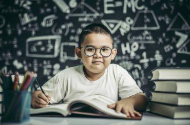Genius Kid at 10 years old