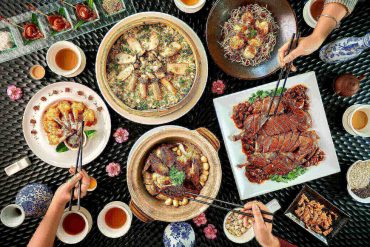 Maintain your healthy eating while enjoying this festive season of Chinese New Year
