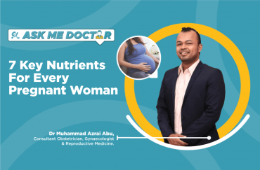 nutrients for pregnant woman