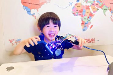 Piersce using programming language to code the circuit board
