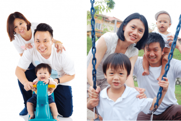 Having children can come in the form of single child or multiple children.