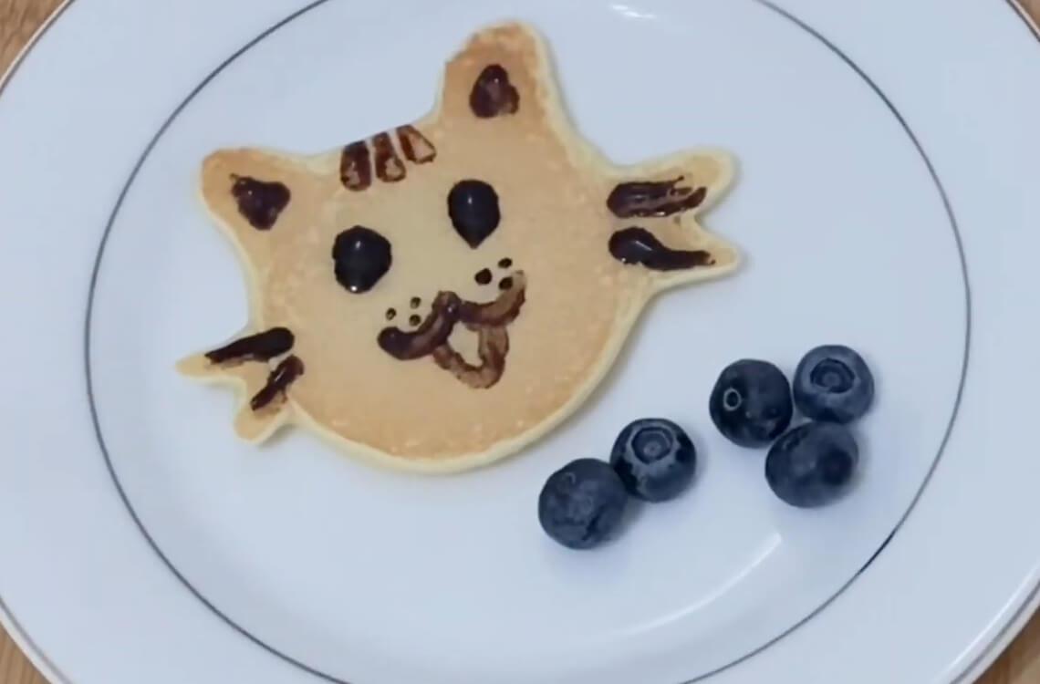 easy basic pancake