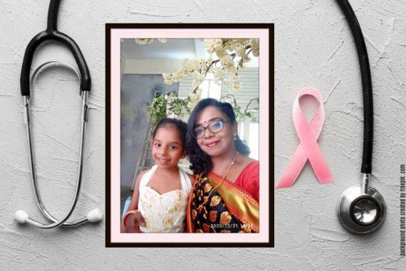 Mother and Daughter Radha Surutii