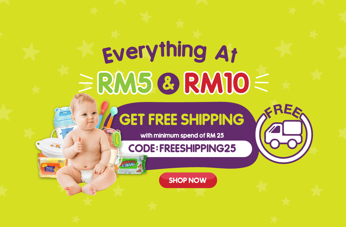 RM5 and RM10 Promo