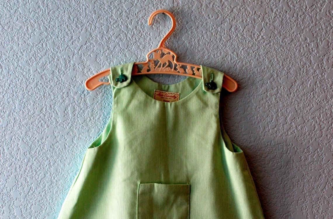 pakaian kanak-kanak