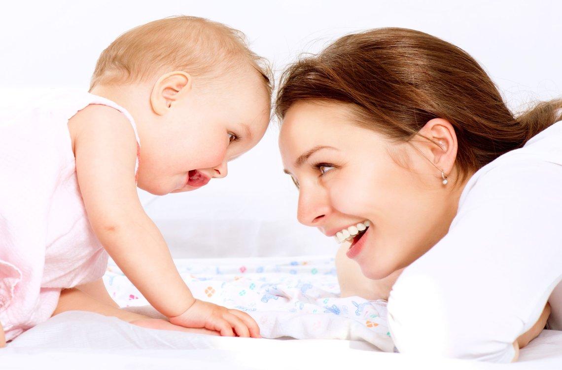 ibu dan bayinya