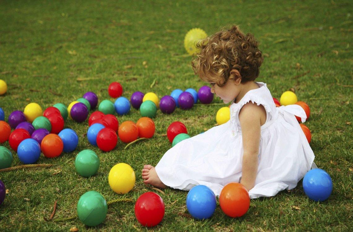 kanak-kanak bermain