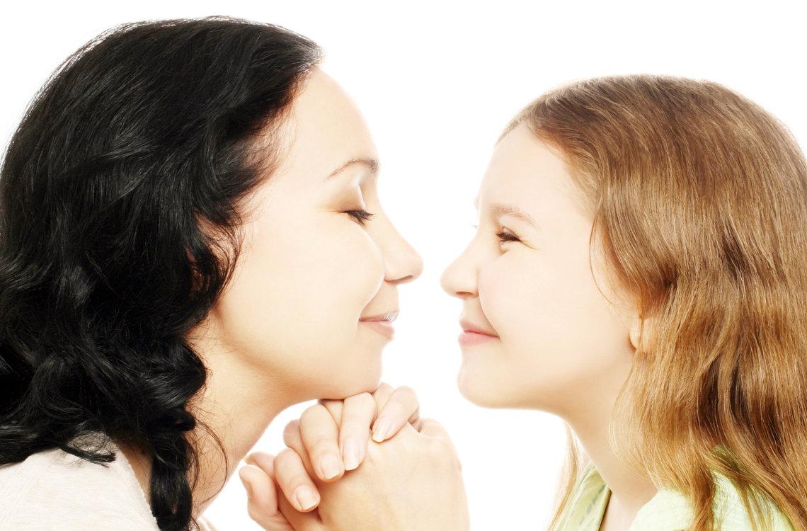 ibu berkomunikasi dengan anak