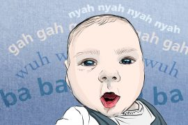 babbling baby-autisme