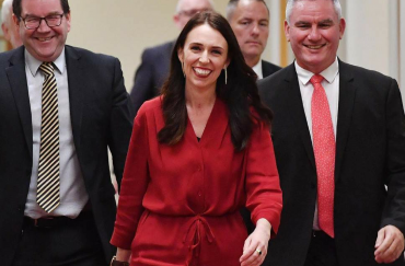 pm new zealand jacinda