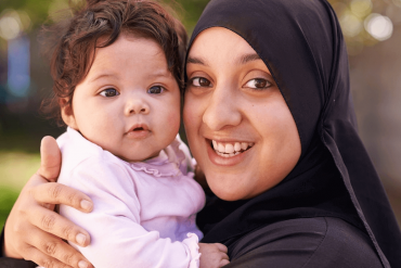 anak perempuan islam
