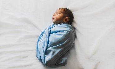 bedung bayi